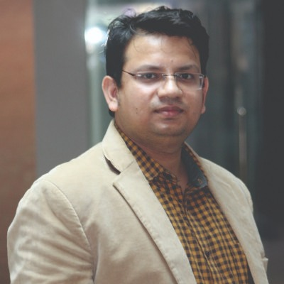 Dr Bharat Goswami
